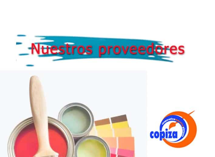 Proveedores-COPIZA