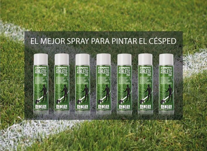 Spray-pintura-trazado-cesped